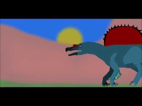 PDW Spinosaurus vs Tarbosaurus