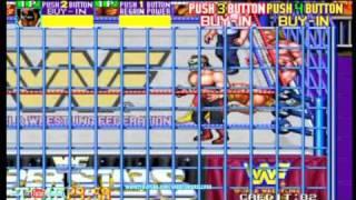 WWF Wrestlefest Legion Of Doom Playthrough Part 1