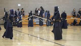 Kendo: Nabeyama Sensei -- Youth Keiko