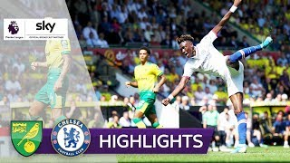 Youngstars blühen auf! | Norwich City - FC Chelsea 2:3 | Highlights - Premier League 2019/20