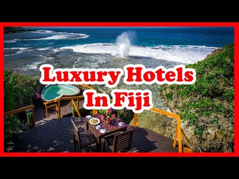 5 Best Luxury Hotels In Fiji | South Pasific | Love Is Vacation
