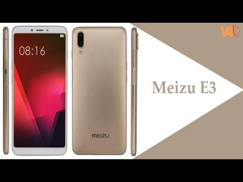 MEIZU E3 Specifications, Release Date, Price, Features, First Look, Camera, Official Look, Trailer