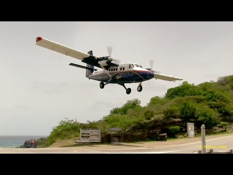 St Maarten Plane Spotting at St Barthelemy Gustaf III Airport Monday, June 17, 2013 (second edition)