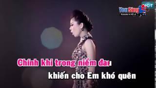 [Karaoke] Nỗi Đau Ngự Trị - Lệ Quyên