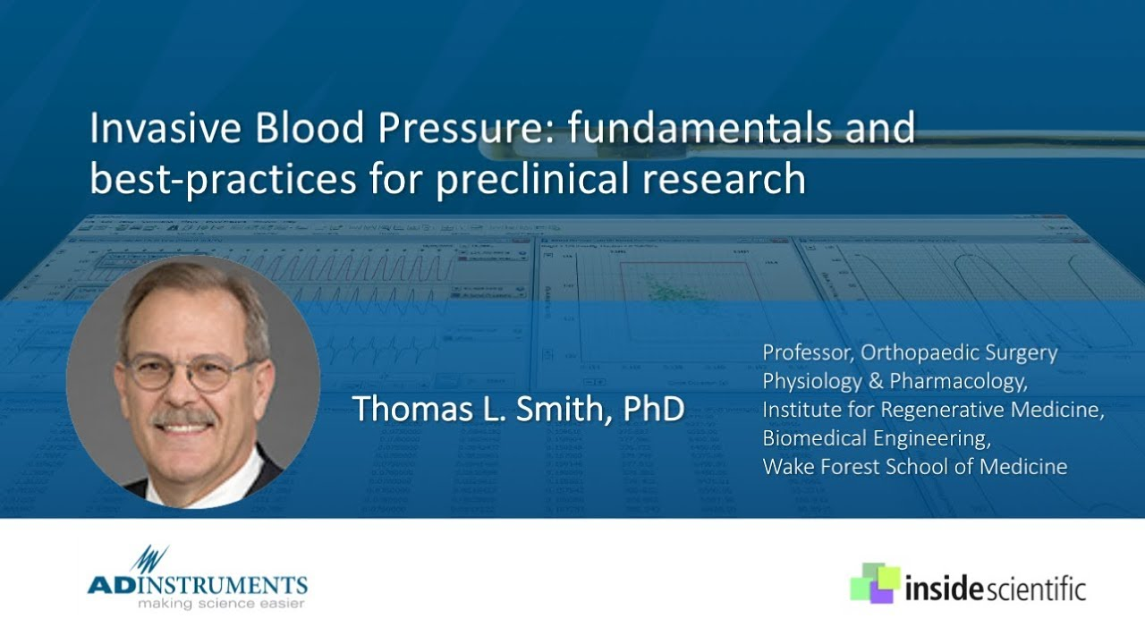 Invasive Blood Pressure: fundamentals and best-practices for