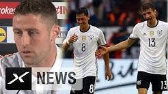 Gary Cahill freut sich auf deutsche Top-Spieler | Deutschland - England