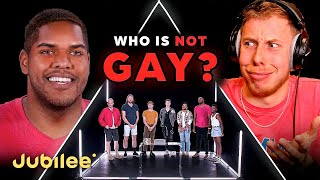 Who is NOT Gay Among Us?
