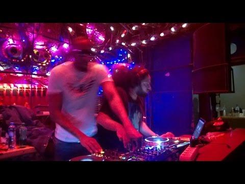 Shenin Amara + AR @ Funk'd Up, Cross Club Prague, 23/4