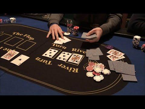 ACES VS KINGS, SET OVER SET, And Other CRAZY POKER HANDS! Poker Vlog Episode 14