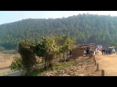 Ghatshila Burudih Lake AND Subarnarekha river
