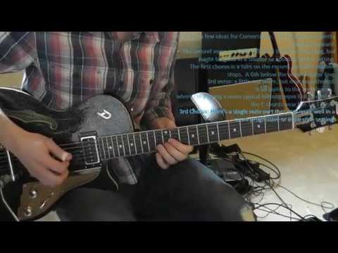 Cornerstone (Hillsong) - Lead Guitar Parts by Adam Smith