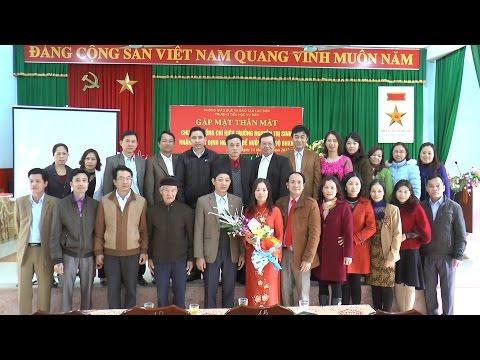 Chia tay cô giáo Nguyễn Thị Sinh về nghỉ hưu - 14/01/2017