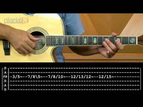 Daughters - John Mayer (aula de violão completa)