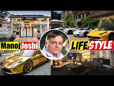 Manoj Joshi Lifestyle and Biography - Secret Facts of BJP, Net Worth, House, Car, Wife, Family, Bio