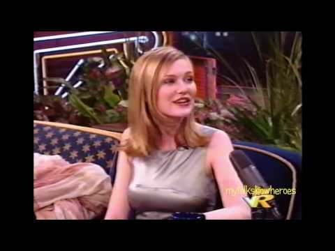 KIRSTEN DUNST @ 16 HAS FUN WITH LENO