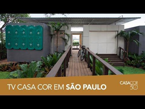 TV CASA COR: como funciona a Casa Aqua?