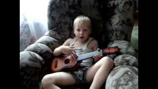 песня Кузи из универа в детском исполнении.MPG