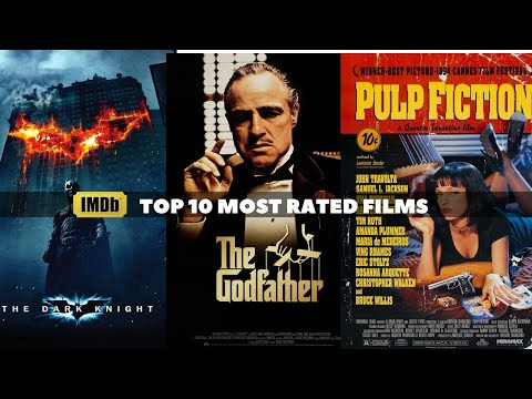 Top 10 Most Rated Films Of All Time | IMDb RATINGS [In HINDI & ENGLISH]