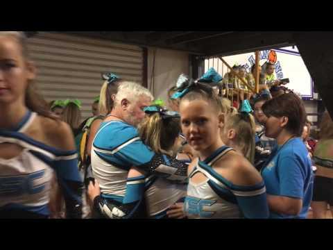 1  Tropic Storms Cheerleading