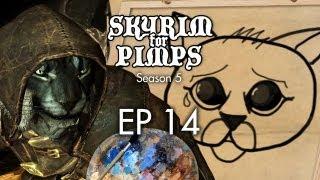 Skyrim For Pimps - S'oggy Sketch Artist (S5E14) - Walkthrough