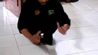 Silat Cimande Ground Work by Kang Cecep AR