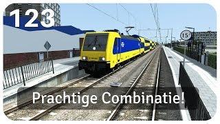Train Simulator 2016 #123 - NS186 + DDZ bakken naar Beverwijk