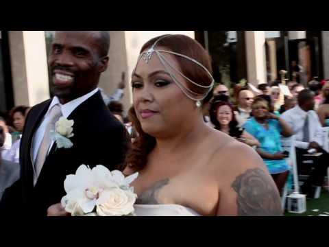 Tennille & Camilo's Wedding - Paiute Golf Las Vegas NV