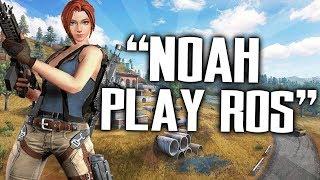 "Video ""Noah Play ROS"" (Rules of Survival) download MP3, 3GP, MP4, WEBM, AVI, FLV November 2018"