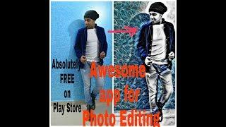 Photo App || edit like a pro || photo editor