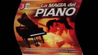 La mágia del Piano 16 melodías con la magia del Piano N 3