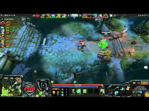 HR vs Tinker - jD MLG League - G2