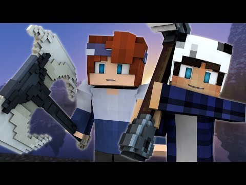 NEW MINECRAFT TERRAIN! | Minecraft SURVIVORS (Minecraft Adventure E1)