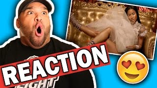 David Guetta ft Nicki Minaj & Lil Wayne - Light My Body Up (Official Video) REACTION