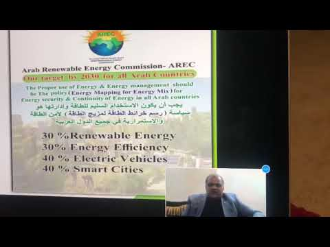 Arab Renewable Energy Stat