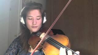 Luigi's Mansion (GC) - Professor E. Gadd's Lab [Violin Cover]