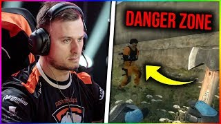 KIEDY PROPLAYERZY GRAJĄ DANGER ZONE *BATTLE ROYALE* w CS:GO | PASHA , IZAK , SCREAM , S1MPLE , ENZO