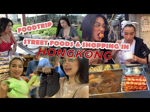 VLOG 25: PART 2 HONGKONG TRIP WITH ZEINAB HARAKE