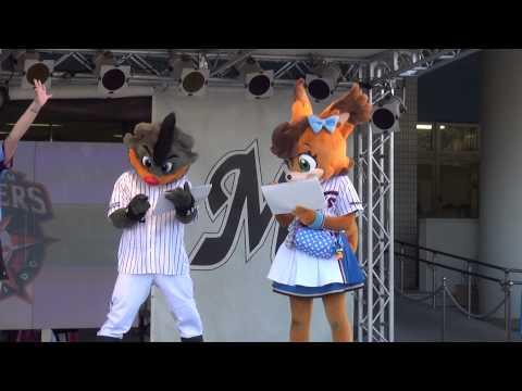 2013.8.31 B☆B&ポリーポラリス紹介ステージ