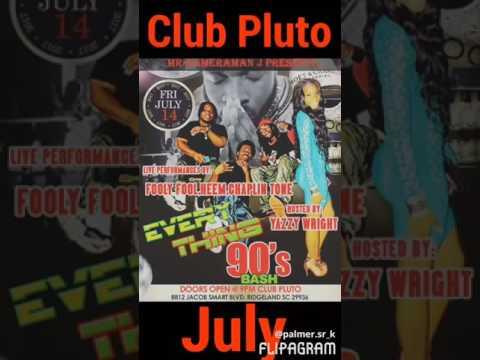 Club Pluto in Ridgeland South Carolina