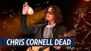 Chris Cornell Dead  Soundgarden Frontman Dies at 52