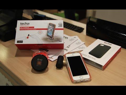 Three Store Romford   Tech21 case demo