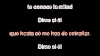 Ricardo arjona Te conozco Karaoke