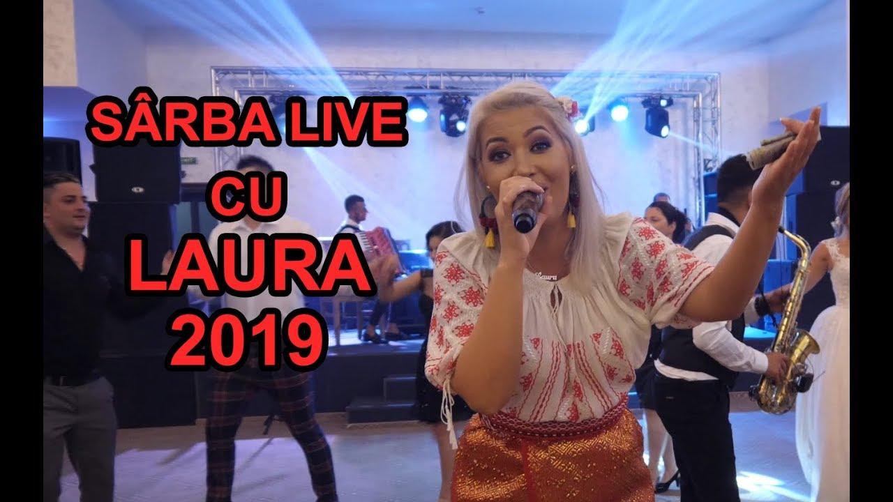 LIVE NOU 2019 -  LAURA - CEA MAI TARE SARBA OLTENEASCA   MUZICA DE PETRECERE LIVE