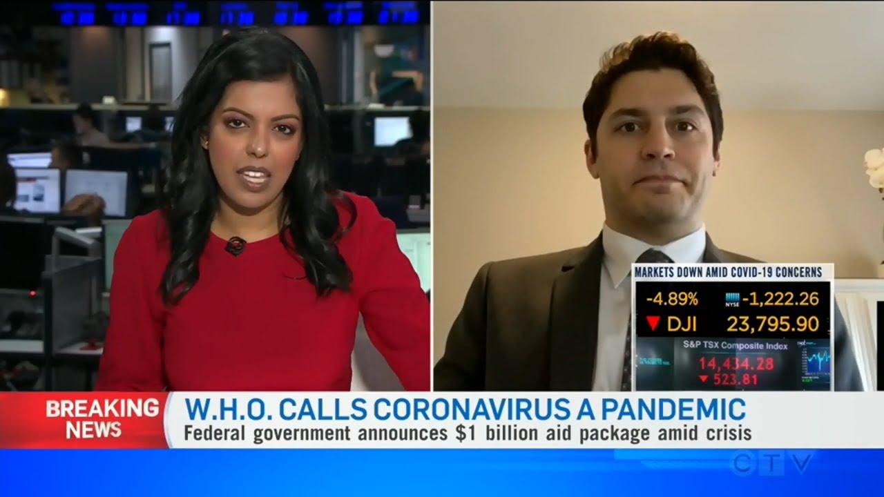 Employment Insurance Benefits During Coronavirus Outbreak Youtube