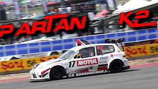 Spartan K24 CMRC GP3 race 1
