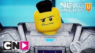 NEXO Knights | Knight Graduation | Cartoon Network