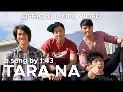 TARA NA by 1:43 (Official Lyric Video)