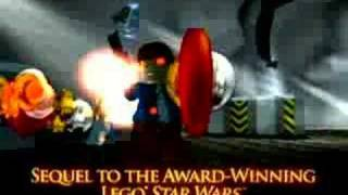 2006 - LEGO Star Wars II: Trailer 1