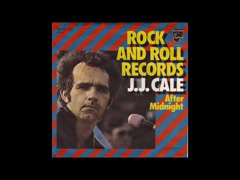 JJ Cale.Rock and Roll records...From album Okie.1973.