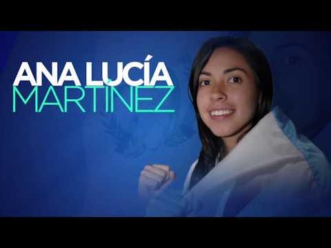 Ana Lucía Martínez - Temporada 2017-18